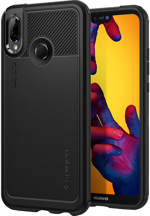 Spigen Marked Armor Huawei P20 Lite, Nova 3e, black