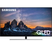 Samsung QE55Q80R - 138cm  + PlayStation 4 Slim, 500GB, černá + Fortnite (2000 V-Bucks) v hodnotě 7 999 Kč + Instalace QLED TV v ceně 2990 Kč + DIGI TV s více než 100 programy na 1 měsíc zdarma