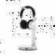 Satechi Aluminum Headphone Stand Hub, stříbrná