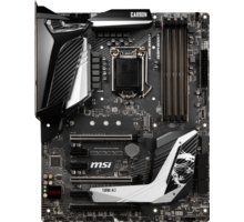 MSI MPG Z390 GAMING PRO CARBON - Intel Z390
