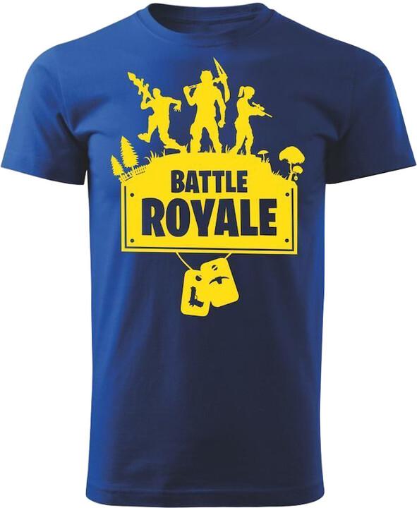 Tričko Fortnite - Battle Royale (XL)
