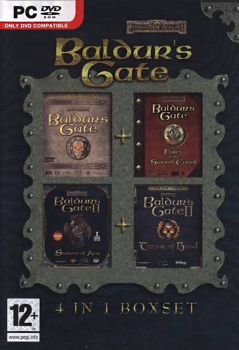 Baldurs Gate Saga (PC)