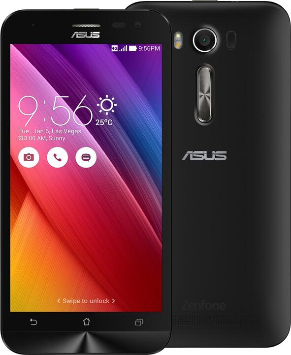 ASUS ZenFone 2 Laser, černá