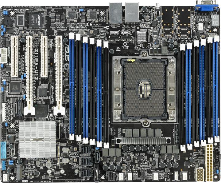 ASUS Z11PA-U12 - Intel C621