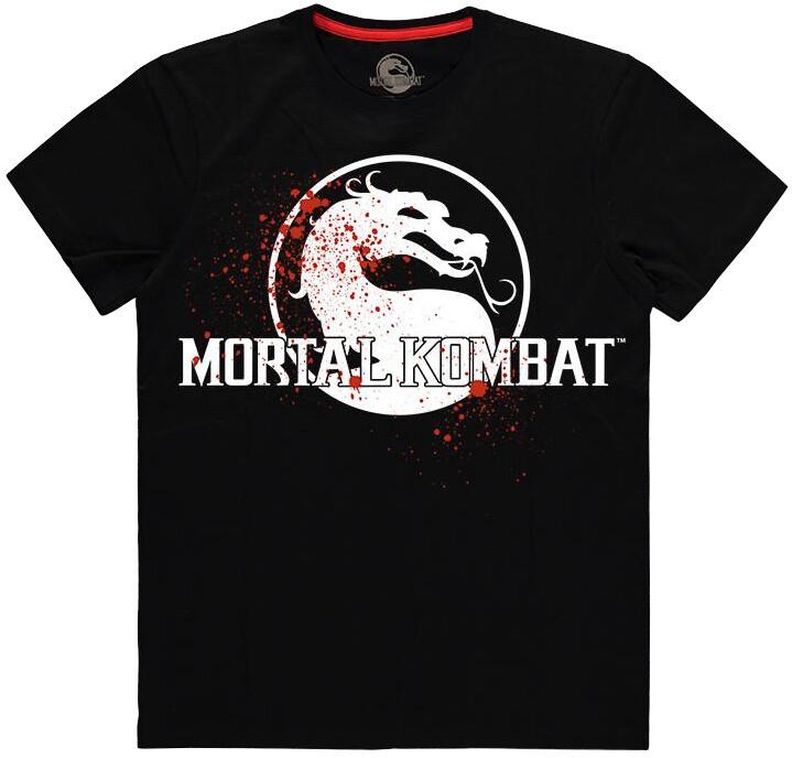 Tričko Mortal Kombat: Finish Him (S)