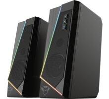 Trust GXT609 ZOXA, černá