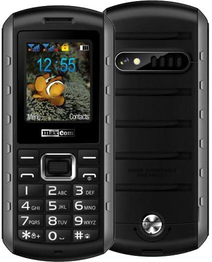 Maxcom Strong MM901, šedá