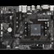GIGABYTE A320M-H (rev2.0) - AMD A320