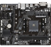 GIGABYTE A320M-H (rev2.0) - AMD A320 - GA-A320M-H 2.0