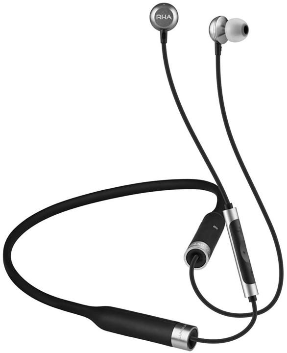 RHA MA650 Wireless, stříbrná
