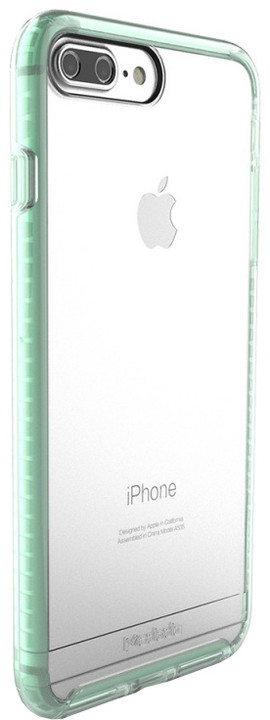 Mcdodo iPhone 7/8 PC+TPU Transparent Case Patented Product, Green