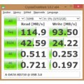 ADATA HD710 - 1TB, modrá