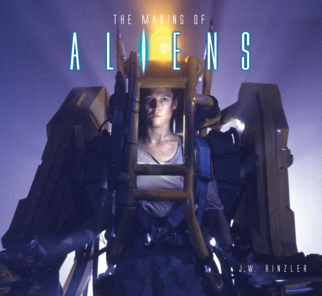 Kniha The Making of Aliens (EN)