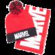 Čepice se šálou Marvel - Logo