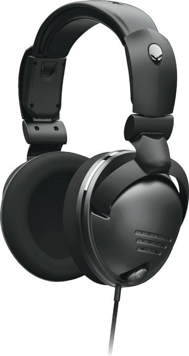 Alienware TactX AY330A, černá
