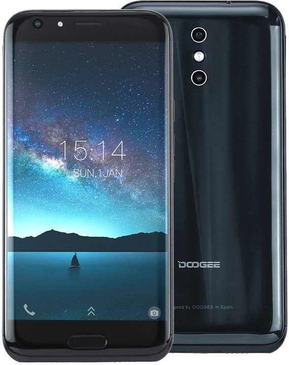 DOOGEE BL5000 - 64GB, černá