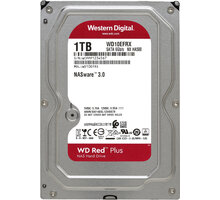 "WD Red Plus (EFRX), 3,5"" - 1TB - WD10EFRX"