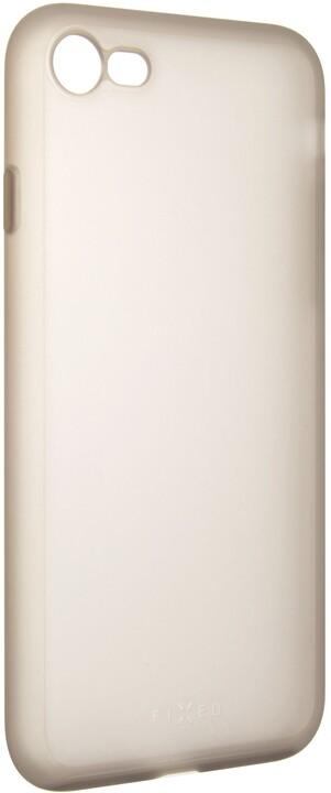 FIXED zadní kryt Flow pro Apple iPhone 7/8/SE (2020), kouřová