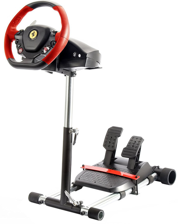 Wheel Stand Pro for Thrustmaster F458 SPIDER/ T80 /T100 /F458 /F430 Wheels V2, černý