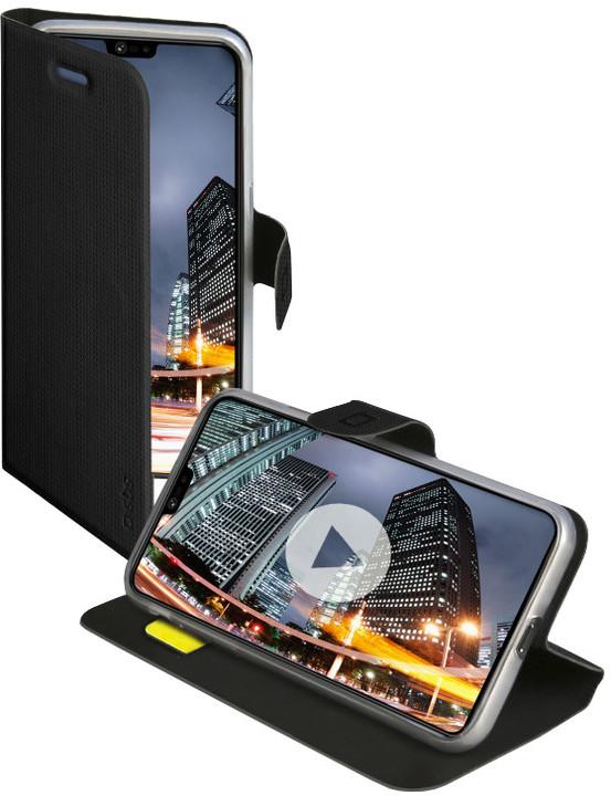 SBS Book Sense pouzdro pro Huawei P20 Lite, černá