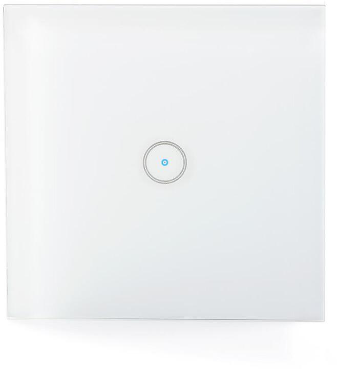 Nedis WiFi chytrý spínač osvětlení, jednoduchý