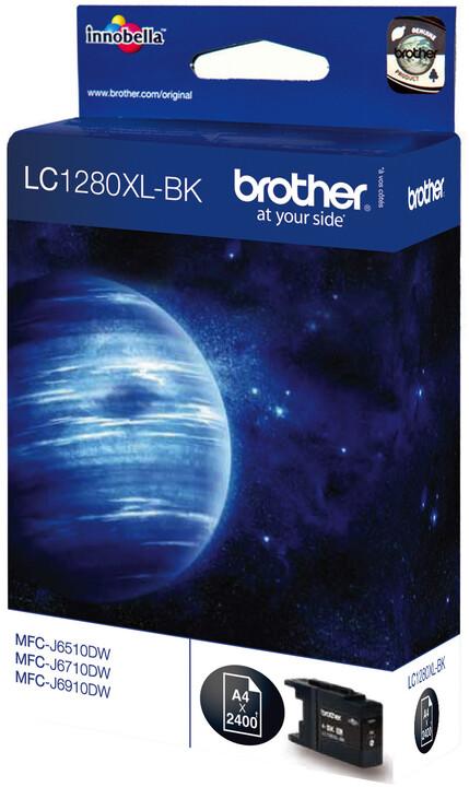 Brother LC-1280XLBK, černý