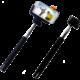 C-TECH Teleskopický selfie držák MP107B, Bluetooth, černá  + Při nákupu nad 500 Kč Kuki TV na 2 měsíce zdarma vč. seriálů v hodnotě 930 Kč