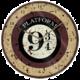 Hodiny - Harry Potter: Platform 9 & 3/4, průměr 25 cm