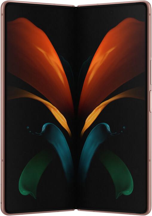 Samsung Galaxy Z Fold2, 12GB/256GB, 5G, Bronze
