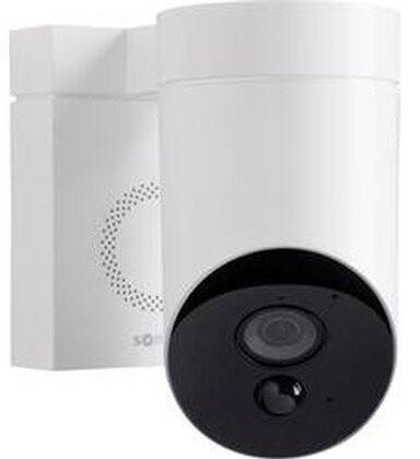 Somfy venkovní bezpečnostní kamera Somfy, bílá