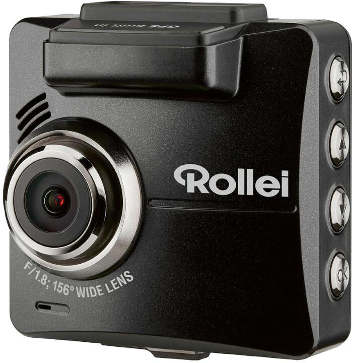 Rollei CarDVR-318, kamera do auta