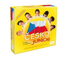 Desková hra Albi Česko Junior (CZ) - 99412