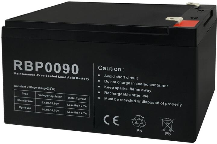 CyberPower náhradní baterie, 12V/9Ah