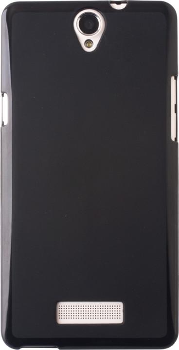 myPhone silikonové pouzdro pro Cube, černá