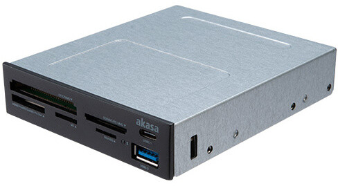 Akasa AK-ICR-33, USB3.0, interní