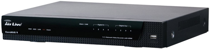 AirLive Network Video Recorder NVR-9