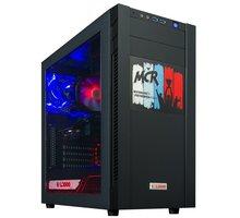 HAL3000 MEGA Gamer Pro MČR SE, černá Herní set Genius GX Gaming v hodnotě 849 Kč