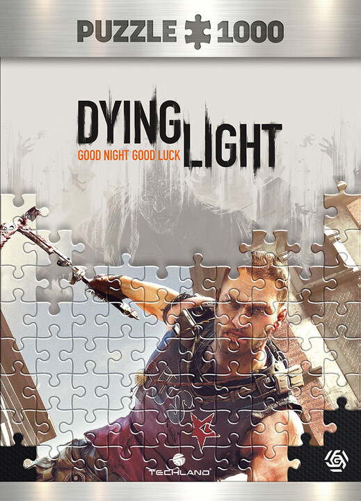Puzzle Dying Light - Cranes Fight (Good Loot)