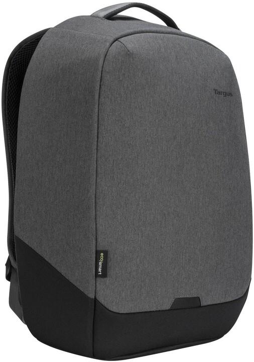 "Targus batoh Cypress Security EcoSmart na notebook 15,6"", šedá"