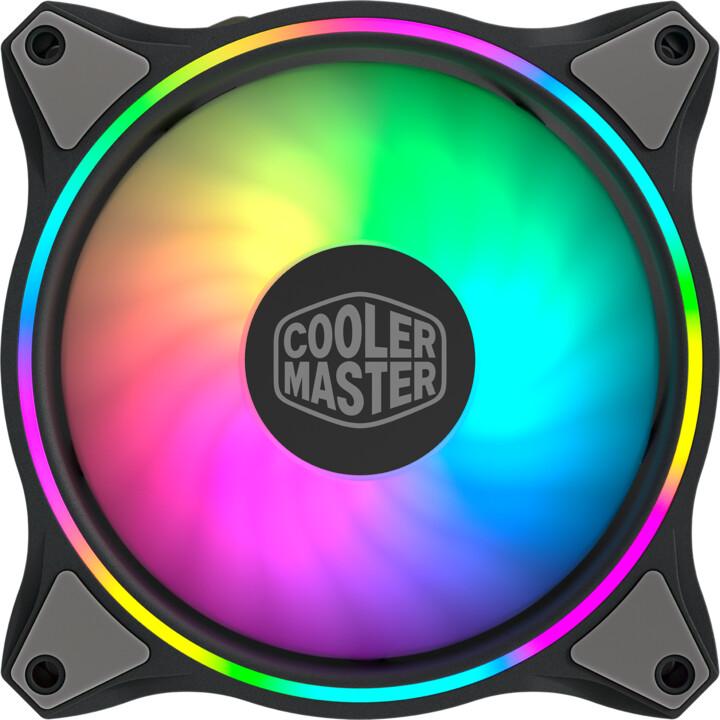 Cooler Master MasterFan MF120 HALO, 120mm, ARGB