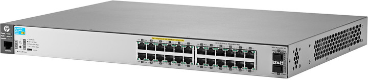 HP Aruba 2530 24G PoE+ 2SFP+