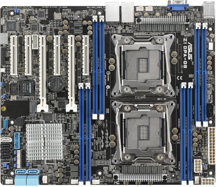ASUS Z10PA-D8 - Intel C612