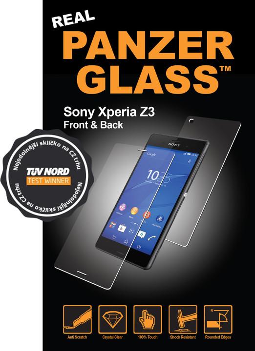 PanzerGlass ochranné sklo na displej pro Sony Xperia Z3