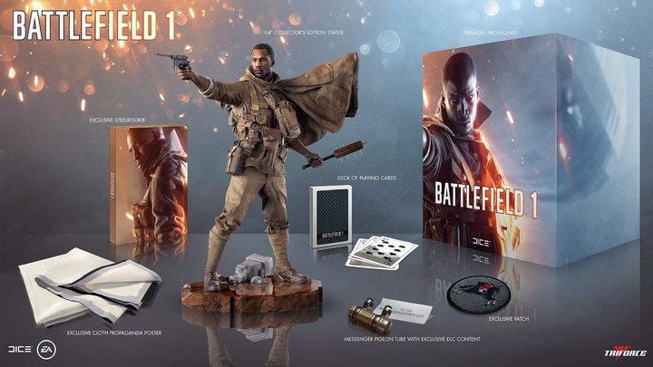 Battlefield 1 - Collector's Edition (Xbox ONE)