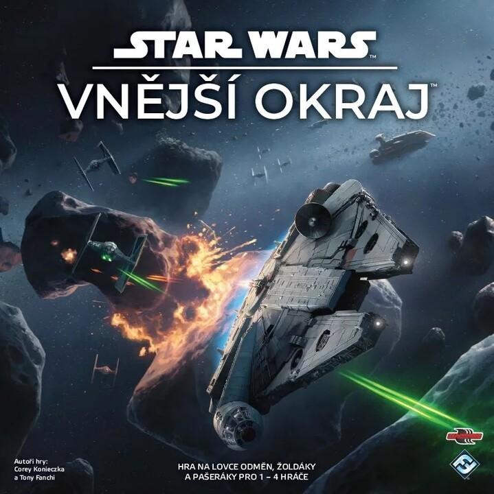 Desková hra Star Wars: Vnější Okraj