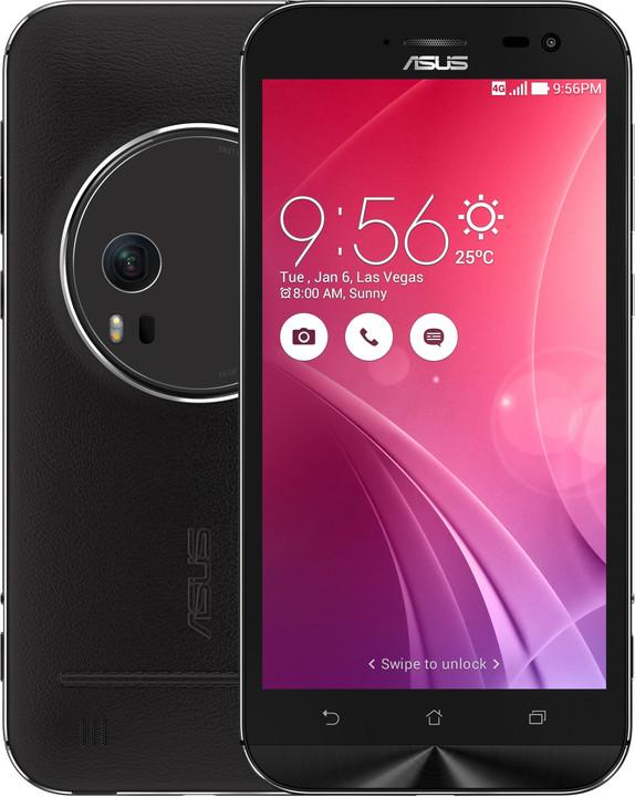 ASUS ZenFone Zoom ZX551ML, černá