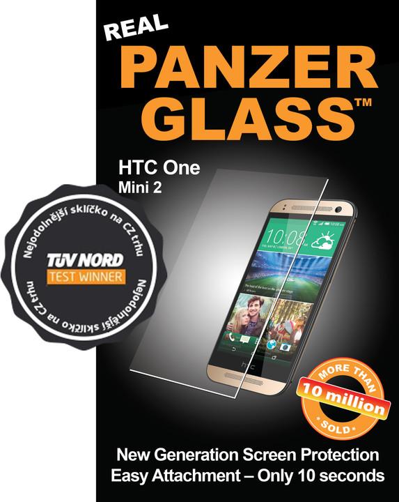 PanzerGlass ochranné sklo na displej pro HTC One mini 2