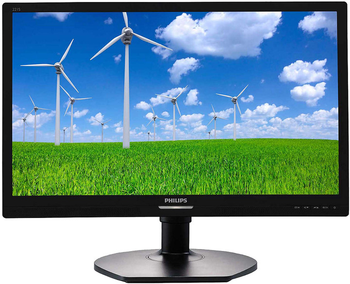 Philips 221S6QMB FHD - LED monitor 22""