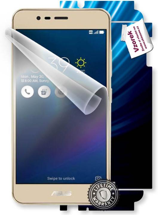 ScreenShield fólie na displej pro Asus Zenfone 3 Max ZC520TL + skin voucher
