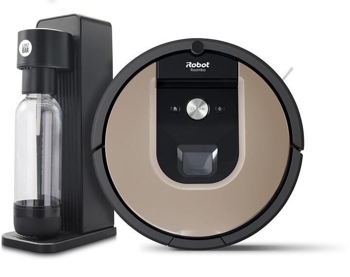 iRobot Roomba 976 + Limo Bar Twin